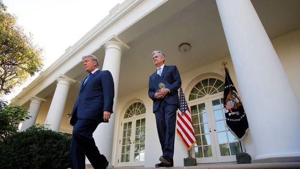 Trump: Fed faizi hızlı yükseltti, yavaş düşürdü