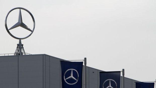 Daimler'in kâr payı 10 yılın düşüğüne indi
