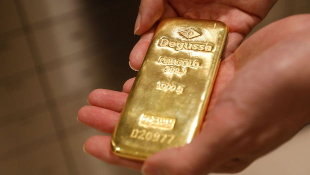 State Street: Altın 3 ay içinde 1,600 doları aşacak