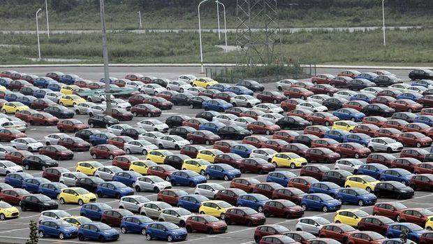 Çin'de otomobil satışları Ocak'ta yıllık yüzde 20.2 azaldı