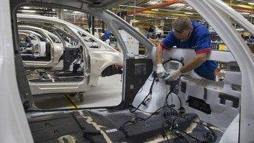 Otomotiv üretimi Ocak'ta 109 bin 783 adet oldu