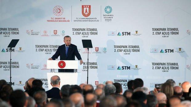 Erdoğan: Türkiye Japonya ve Avrupa'nın yerine geçmeye adaydır