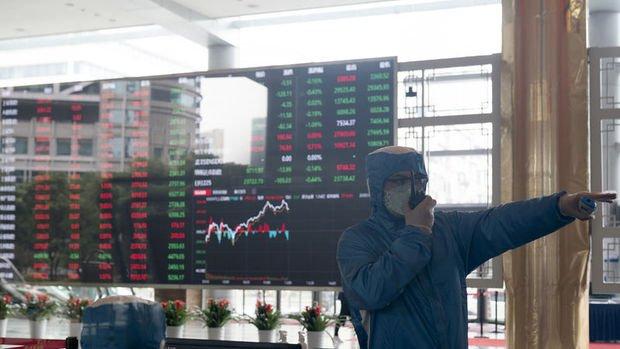 """Çin hisseleri """"virüs"""" kaynaklı kayıplarının tümünü geri aldı"""