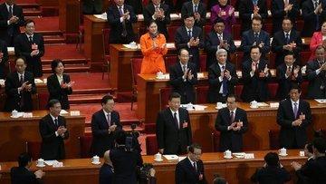 Çin Kovid-19 salgını nedeniyle yıllık meclis toplantıları...