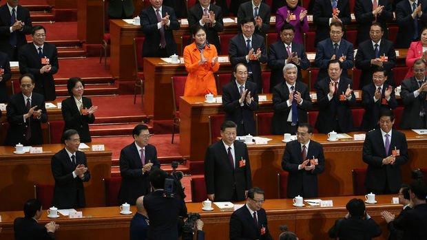 Çin Kovid-19 salgını nedeniyle yıllık meclis toplantılarını ertelemeyi tartışıyor