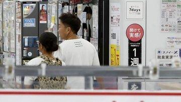 """Japonya ekonomisinde """"resesyon"""" korkuları büyüyor"""