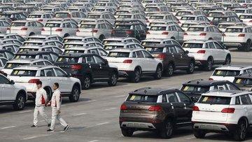 Çinli otomobil üreticileri Xi'nin açıklamalarından güçlü ...