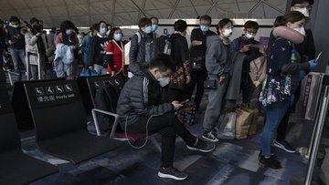 Çin'in havacılık pazarı küçülerek Portekiz'in ardına düştü