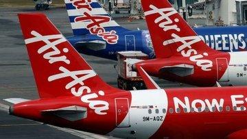 Koronavirüs salgınının AirAsia'ya zararı 265 milyon dolar...