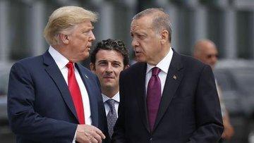 Trump'tan İdlib konusunda 'Erdoğan'la birlikte çalışıyoru...