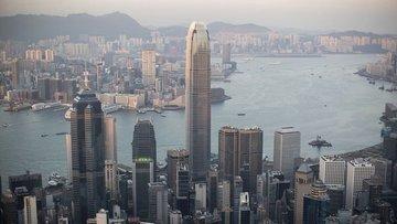 Hong Kong ekonomisi ilk art arda yıllık daralmaya yöneldi