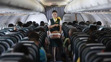 Çin hava yolu şirketlerini kurtarma seçeneklerini değerle...