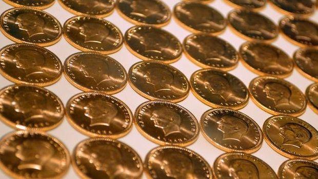 Gram altın 313 lira seviyesine yükseldi