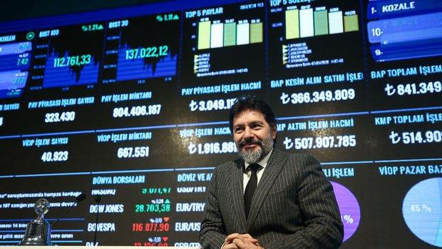 Hakan Atilla: Borsa İstanbul'dan 2 sıfır atacağız
