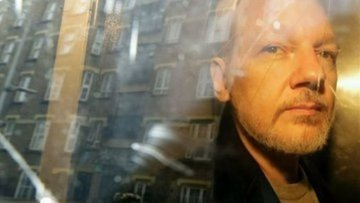 Trump'ın Julian Assange'a 'af teklifinde bulunduğu' iddia...