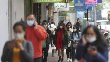 Çin'de 29 yabancı ülke vatandaşında Kovid-19 tespit edildi