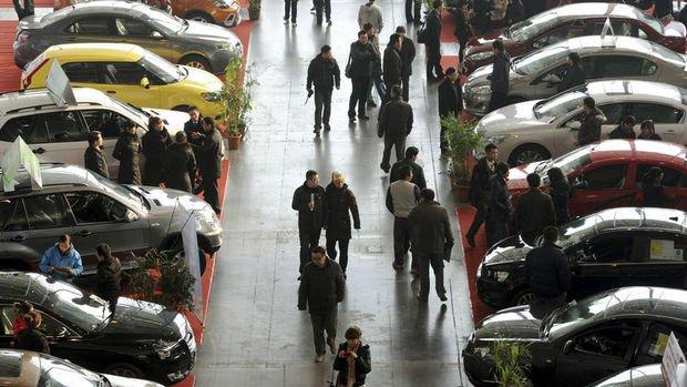 """Çin'de otomobil satışları """"virüs endişesi"""" ile yüzde 92 a..."""