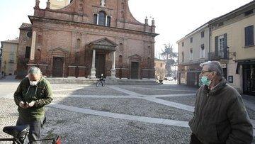 İtalyan hükümetinden Kovid-19 ile ilgili salgın bölgeleri...