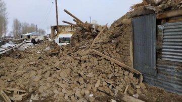 İran merkezli depremde Van'da 8 kişi hayatını kaybetti