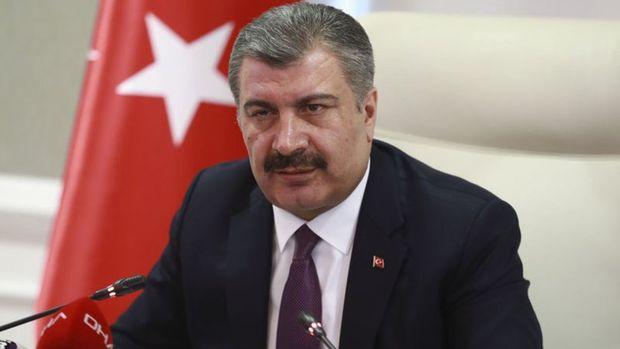 Sağlık Bakanı Kocadan Van'ı etkileyen deprem ve koronavirüs açıklaması