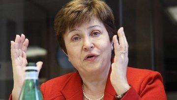 IMF Başkanı Georgieva'dan koronavirüse karşı küresel iş b...