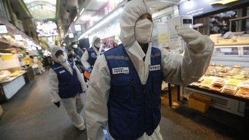 Kuzey Kore koronavirüs şüphesiyle 380 yabancıyı karantina...