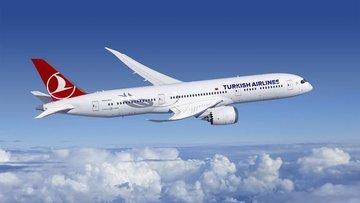 THY 27 Şubat'a kadar İran'a gerçekleştireceği bazı uçuşla...