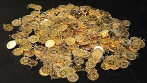 Kapalıçarşı'da altın fiyatları (24.02.2020)