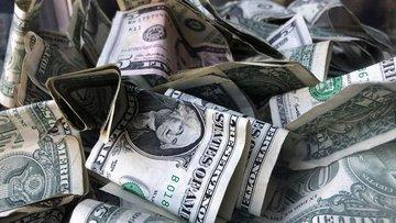 Dolar/TL'de yükseliş % 1'e ulaştı