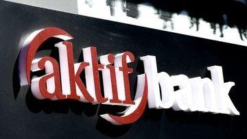 Aktif Bank'tan 2019'da 342 milyon lira net kar