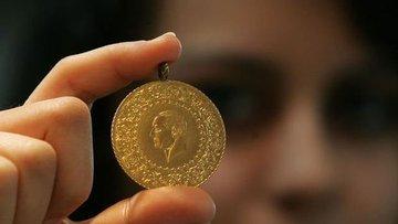 Gram altın 322 lira seviyelerinde