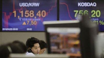 Asya paraları kayıplarını telafi ediyor