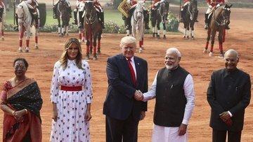 ABD ve Hindistan 3 milyar dolarlık savunma anlaşması yaptı