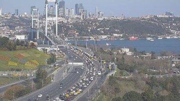 Köprü ve otoyollardan Ocak'ta 189 milyon 525 bin lira gel...