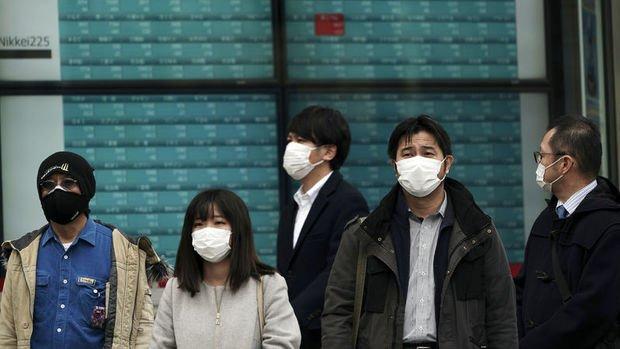 Asya borsaları Güney Kore'de vakaların artmasıyla düştü
