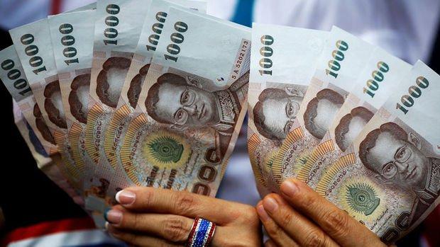 Asya paraları won ve baht öncülüğünde düştü