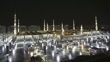 Suudi Arabistan, Kovid-19 nedeniyle umre ziyaretlerini as...