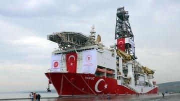 Üçüncü sondaj gemisinin Türkiye'ye 17 Mart'ta varması bek...