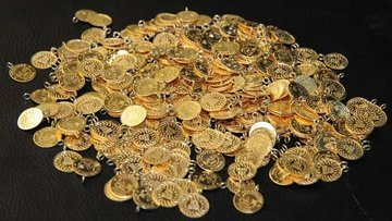 Kapalıçarşı'da altın fiyatları (27.02.2020)
