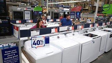 ABD'de dayanıklı tüketim malı siparişleri ocakta geriledi