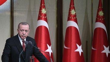 Erdoğan başkanlığında güvenlik toplantısı yapıldı