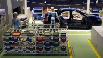 Japonya'nın sanayi üretimi zayıf bir artış kaydetti