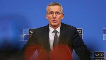NATO Genel Sekreteri'nden Esad rejimi ve Rusya'ya kınama