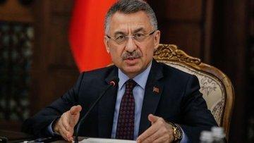 Cumhurbaşkanı Yardımcısı Fuat Oktay'dan İdlib'deki saldır...