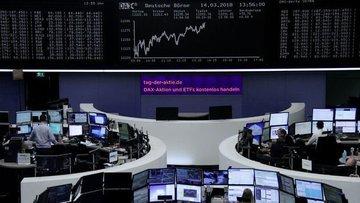 Avrupa borsaları 2008'den beri en kötü haftalık performan...