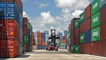 Dış ticaret açığı Ocak'ta 4.45 milyar dolar oldu