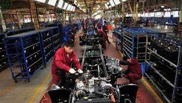 Çin'de imalat PMI virüs etkisiyle tüm zamanların en düşüğ...