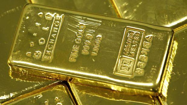 Altın geçen haftaki sert düşüşün ardından yükseldi