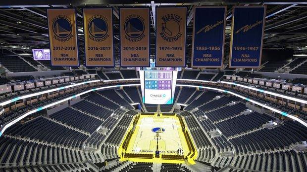 NBA'de tüm maçlar süresiz olarak askıya alındı