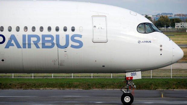 """Airbus hisseleri """"seyahat yasağı"""" ile çakıldı"""